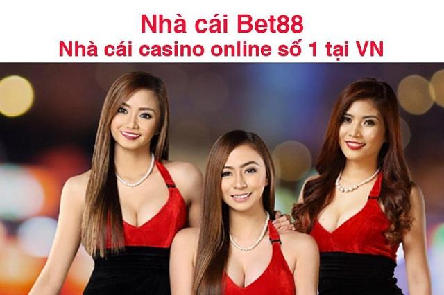Bet88 là lựa chọn của rất nhiều người hiện nay