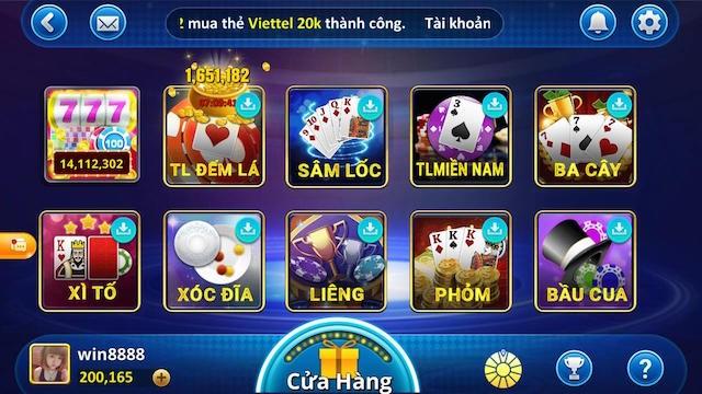 Cổng game Win88 cung cấp hệ thống trò chơi phong phú với hơn 1000 tựa game hấp dẫn