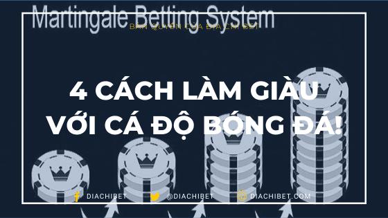 4 cách làm giàu từ bóng đá từ Diachibet Banner Logo