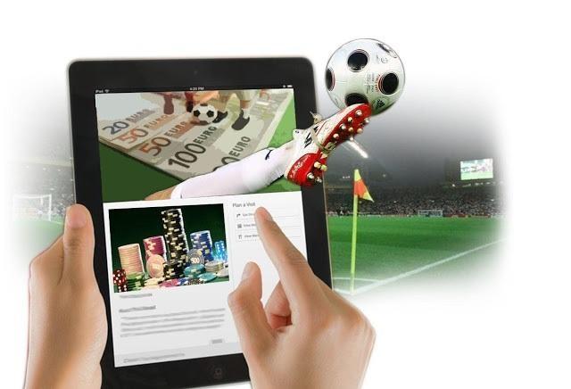 Cá cược bóng đá qua Ipad