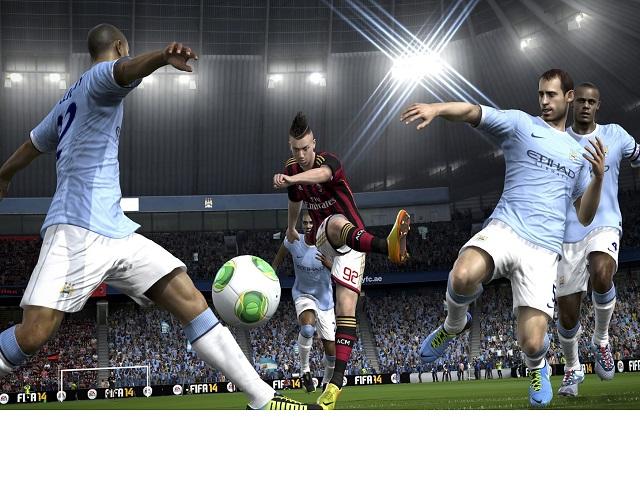 Bóng đá Fifa Online