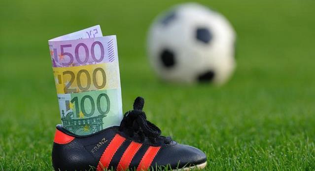 Cá độ bóng đá tài xỉu ăn tiền