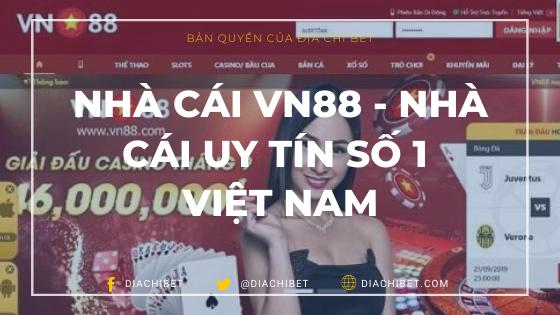 Nhà cái VN88 - Nhà cái uy tín số 1 Việt Nam
